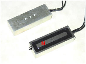 metric low profile electromagnet