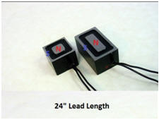 rectangle electromagnet 24 lead